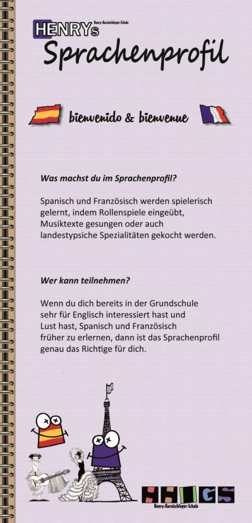 Henry-Harnischfeger-Schule Profilklassen